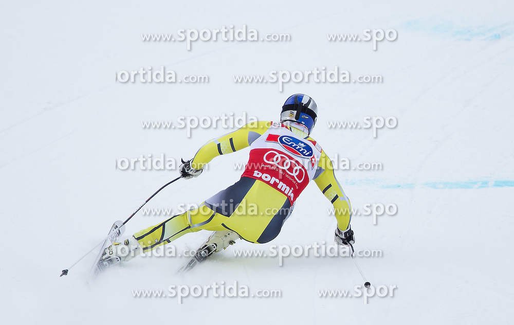 27.12.2012, Stelvio, Bormio, ITA, FIS Weltcup, Ski Alpin, Abfahrt, 1. Training, Herren, im Bild Aksel Lund Svindal (NOR) // Aksel Lund Svindal of Norway in action during 1st practice of the mens Downhill of the FIS Ski Alpine Worldcup at the Stelvio course, Bormio, Italy on 2012/12/27. EXPA Pictures © 2012, PhotoCredit: EXPA/ Johann Groder