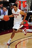 20091118 - Oral Roberts Golden Eagles @ Stanford Cardinal