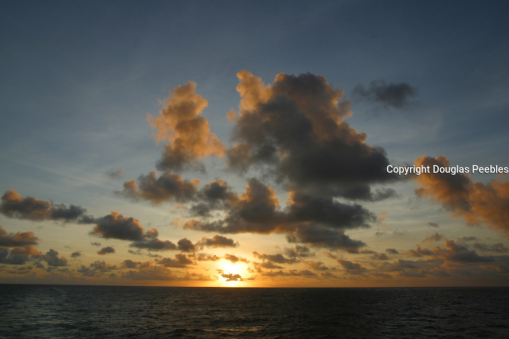 Sunset, South Pacific<br />