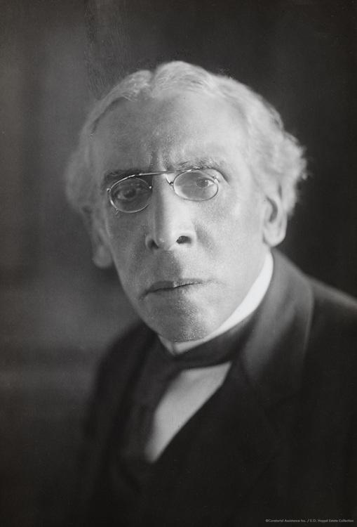 Israel Zangwill, novelist and advocate, England, UK, 1920