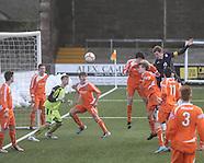 16-02-2014 Forfar Athletic v Dundee 19s