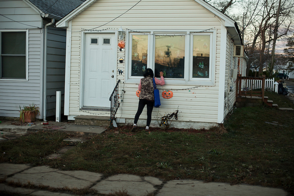 Survivors of Superstorm Sandy in Keansburg NJ | Logan MB - Photography