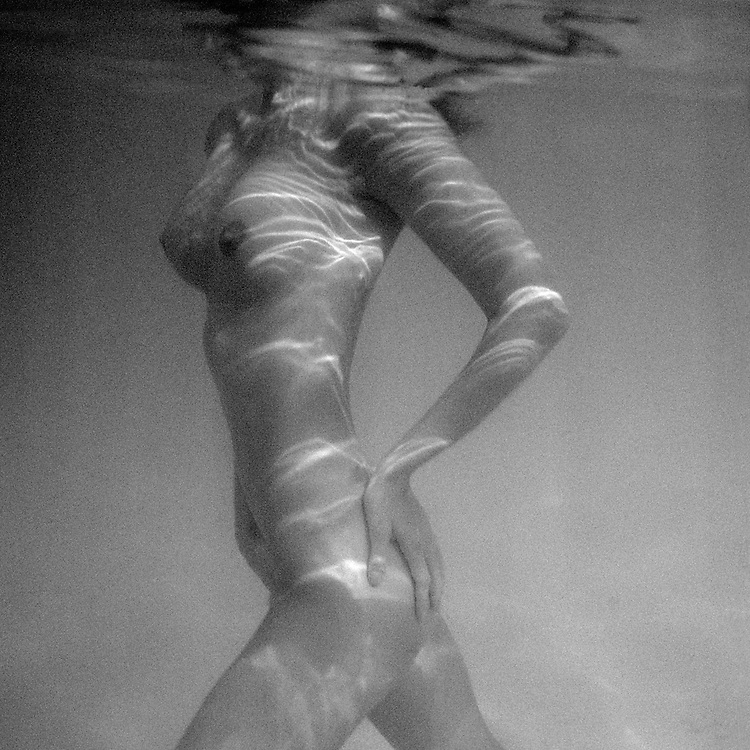 Nude Under Water, Released
