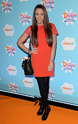 Michelle Heaton attends Dora and Friends TV Premiere at Empire Leiceter Sq, London on Sunday 2.11.2014