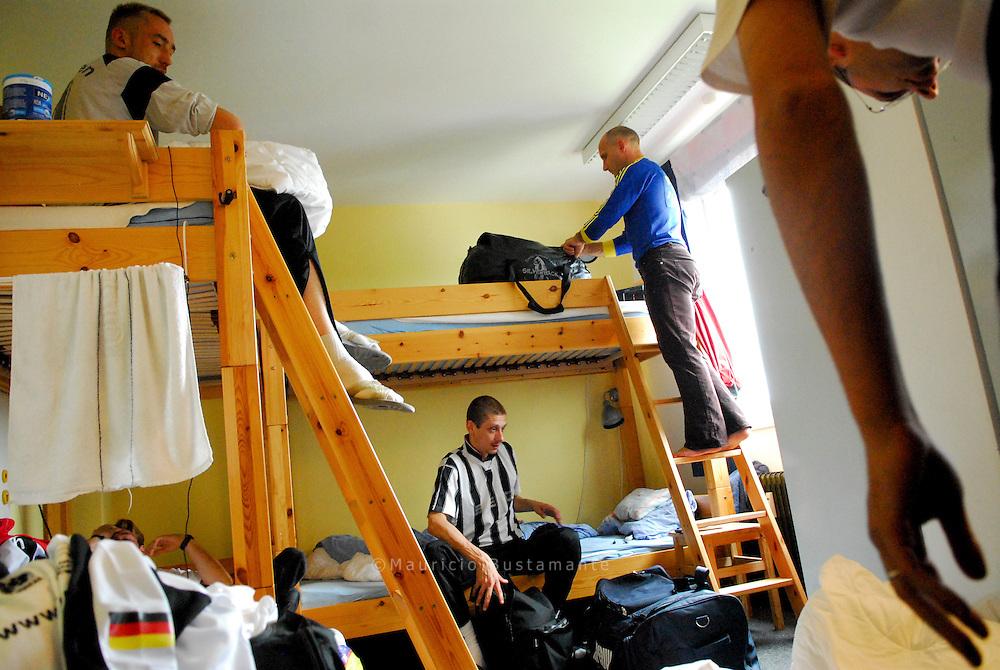 Stuttgart 2007. Homeless World Cup