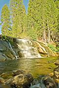 Carlon Falls, Hetch Hetchy, Yosemite, California