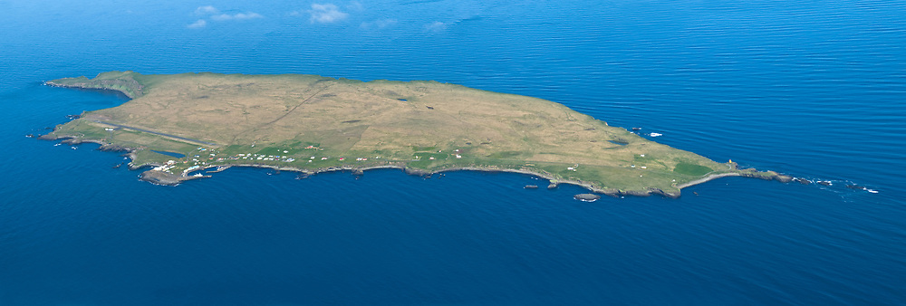 Grimsey (Grímsey) is one of the most remote locations in Iceland, abundant with birdlife.