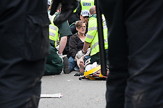2015-02-11 ARCHIVE: Teacher Amy Jowett sues Met police over broken leg at anti-BNP demo