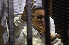 APR 13 2013 Hosni Mubarak Trial
