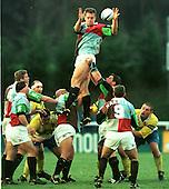 19991217 Harlequins vs ASM Clermont Auvergne. Twickenham UK