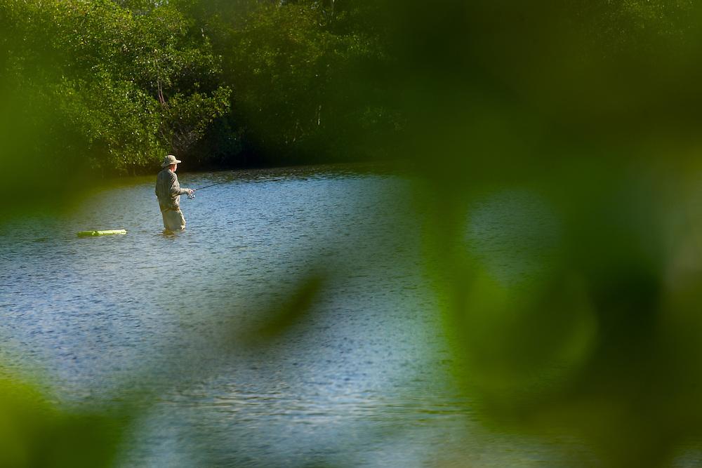 Fishing Ding Darling Sanibel Florida.  Photo by Brian Tietz<br /> www.briantietz.com<br /> mail@briantietz.com