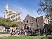 Texas: San Antonio: the Alamo