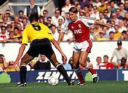 Arsenal v Sheffield Utd 21.9.1991