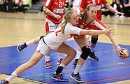HBALL: 18-3-2016 - Denmark - Norway - U18 Match