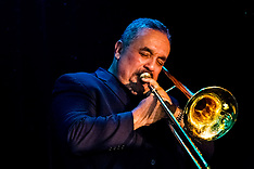 Willie Colon performs at the Conga Room