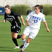 Duke vs Coastal Carlina womens soocer