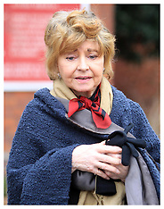 File Photo - Fawlty Towers star Prunella Scales is suffering from Alzheimer's