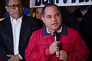 Movilzación a favor de Maduro