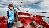 Ocean Clean Up Boyan Slat