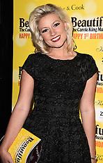 23 FEB 2016 Beautiful - The Carole King Musical first birthday celebration