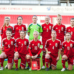 140409 Wales Women v Ukraine