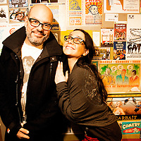David Cross, Janeane Garofalo - Whiplash - UCB Theater, New York - January 7, 2013