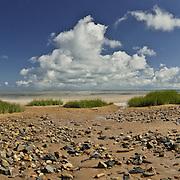 Low tide at Ellis Landing on the Brewster bayside.
