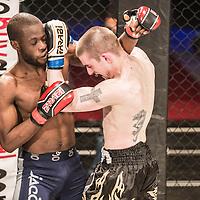 TJ Simmons vs, Makesea Mwanza