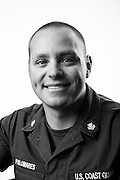 Derek Palomares<br /> Active Duty Coast Guard<br /> E-5/BM2<br /> Boatswain Mate Second Class<br /> Feb. 2002 - Present<br /> <br /> Coast Guard base located in Charleston, SC, on Sept. 4, 2013. For the Veterans Portrait Project.