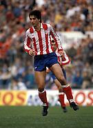 Atlético de Madrid - Valencia 10.11.1985