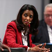 04 June 2015 - Belgium - Brussels - European Development Days - EDD - Closing Panel - From development aid to international Cooperation - Zeinab Badawi , Journalist , BBC © European Union