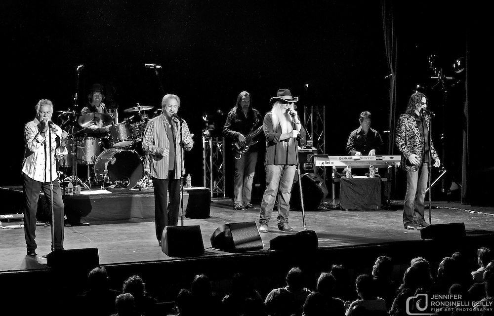 The Oak Ridge Boys on their 40th anniversary tour at The Pabst Theater in Milwaukee on 9/15/12. Photo by Jennifer Rondinelli Reilly. All rights reserved. No use without permission.