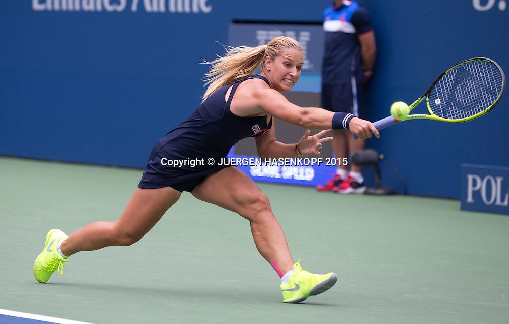 Dominika Cibulkova (SVK) Tennis - US Open 2015