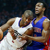 11-07 PISTONS AT LA CLIPPERS