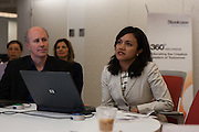 Steelcase 360 Degree Discussion Educating the Creative Leaders of Tomorrow. On March 18, Jim Keane (Steelcase President) in New York, Daniel Pink (bestselling author), in Toronto and Roger Martin (Dean of Rotman School of Management) in Washington DC came together to discuss preparing today's students to work in an interconnected world. This virtual 360 Discussion event explored redefining education for tomorrow's leaders..Led by journalist moderator Reena Jana, the panel discussion covered such topics as incorporating distance learning with traditional learning, balancing creative thinking and problem solving and how education environments can impact student performance.