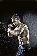Boxer Carl Froch