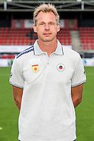 ROTTERDAM - Persdag SBV Excelsior , Voetbal , Seizoen 2015/2016 , Stadion Woudestein , 09-07-2015 , Keeperstrainer Rob van Dijk