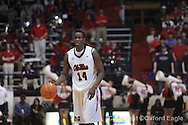 Ole Miss' Eniel Polynice (14) vs South Carolina on Wednesday, January 20, 2010 in Oxford, Miss.