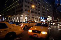 Zara's Fifth Avenue Grand Opening in New York.<br /> <br /> Photo by Robert Caplin