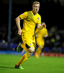 Jamie Lucas of Bristol Rovers - Mandatory byline: Neil Brookman/JMP - 07966 386802 - 11/11/2015 - FOOTBALL - Roots Hall Stadium - Southend, England - Southend United v Bristol Rovers - Johnstone Paint Trophy
