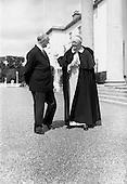 1964 Cardinal Brown and de Valera