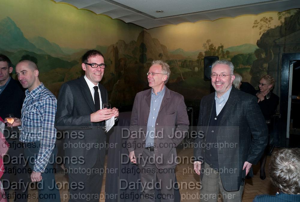 DEXTER DALWOOD, Turner Prize 2010. Tate Britain. Millbank. London. 6 December 2010. -DO NOT ARCHIVE-© Copyright Photograph by Dafydd Jones. 248 Clapham Rd. London SW9 0PZ. Tel 0207 820 0771. www.dafjones.com.
