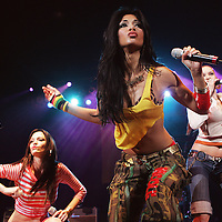 Concert - Pussycat Dolls - Indianapolis, IN