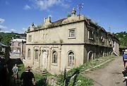 Georgia, Akhaltsikhe The old synagogue built 1863