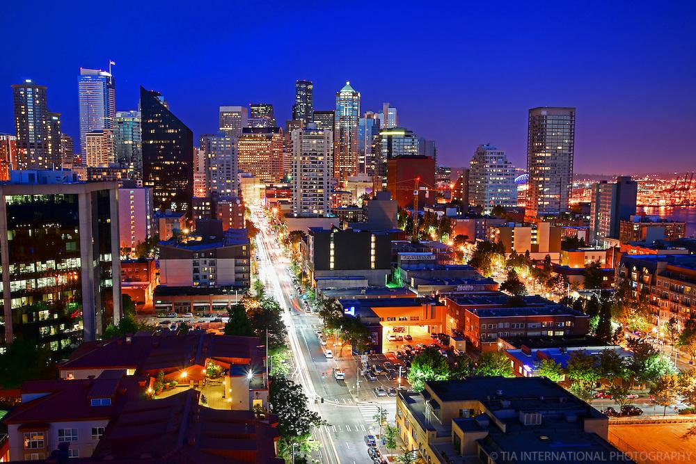 Skyline View & Third Avenue