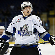 January 8, 2015 Victoria Royals vs Medicine Hat Tigers