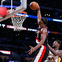 03-26 TRAIL BLAZERS AT LAKERS