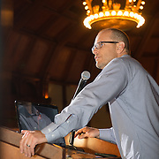 Brad Belt, Incoming Chairman of ARPA speaks at the 2014 conference at the Hotel del Coronado. Photography by Dallas event photographer William Morton of Morton Visuals event photography.