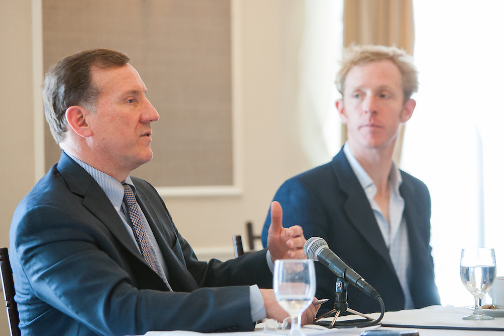 Reactions Roundtable held on May 7, 2013 at the New York Athletic Club.