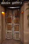 Santa Fe, New Mexico, Canyon Road, art gallery